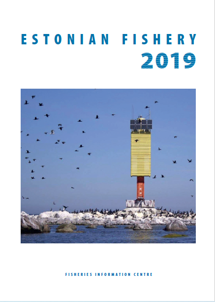 Estonian Fishery 2019 web kaas